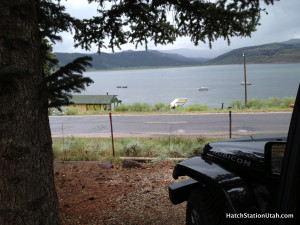 Nearby Panguitch Lake